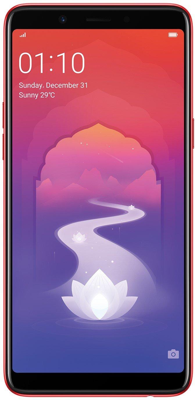 RealMe 1 (Solar Red, 4+ 64 GB)