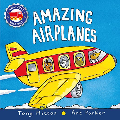 Amazing Airplanes (Amazing - Book Amazing