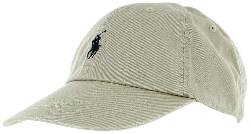 37429bf3f44 Amazon.com  Polo Ralph Lauren Men Pony Logo Adjustable Hat Cap (One size