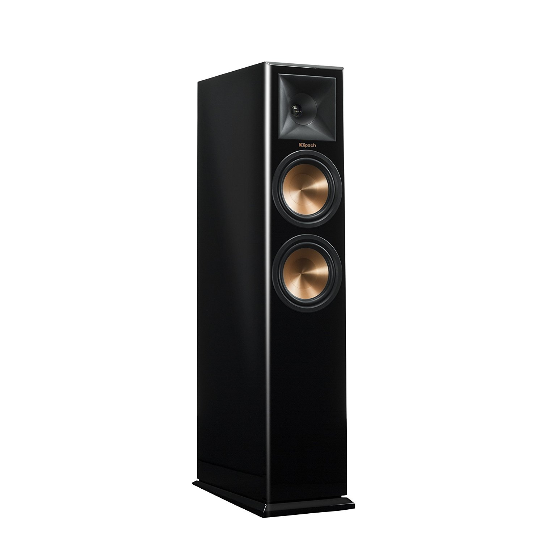 Klipsch RP-260F Piano Black Floorstanding Speaker (Each)
