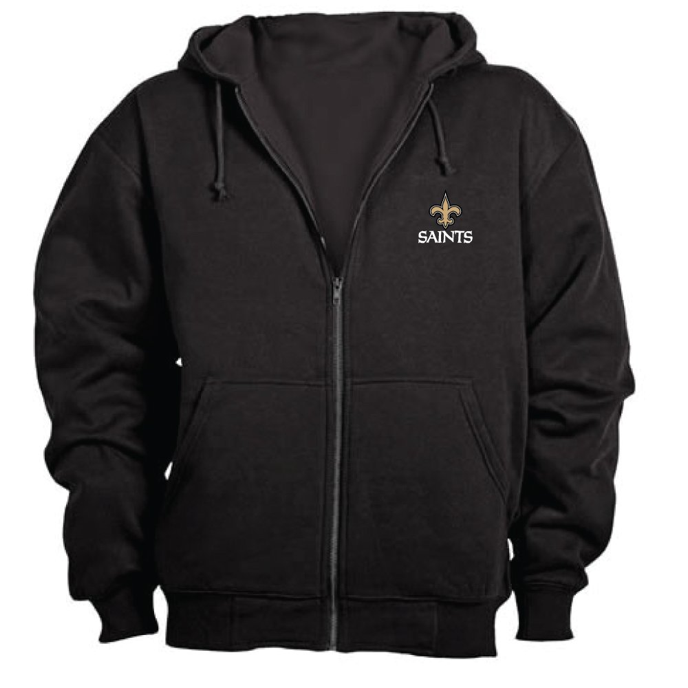 DunbrookeアパレルNFL Craftsman Full Zip Thermal Hoodie B002YSL34I Small|Kansas City Chiefs  Small