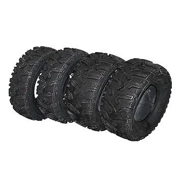 Juego de neumáticos sin cámara para quad o buggy, 2 de 25 x 10-