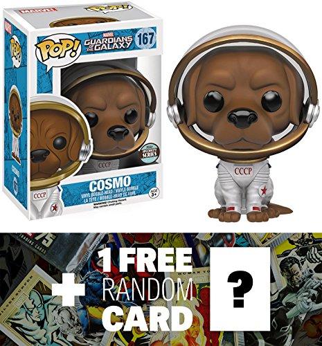 Cosmo : Funko POP! x Guardians of the Galaxy Mini Bobble-Hea