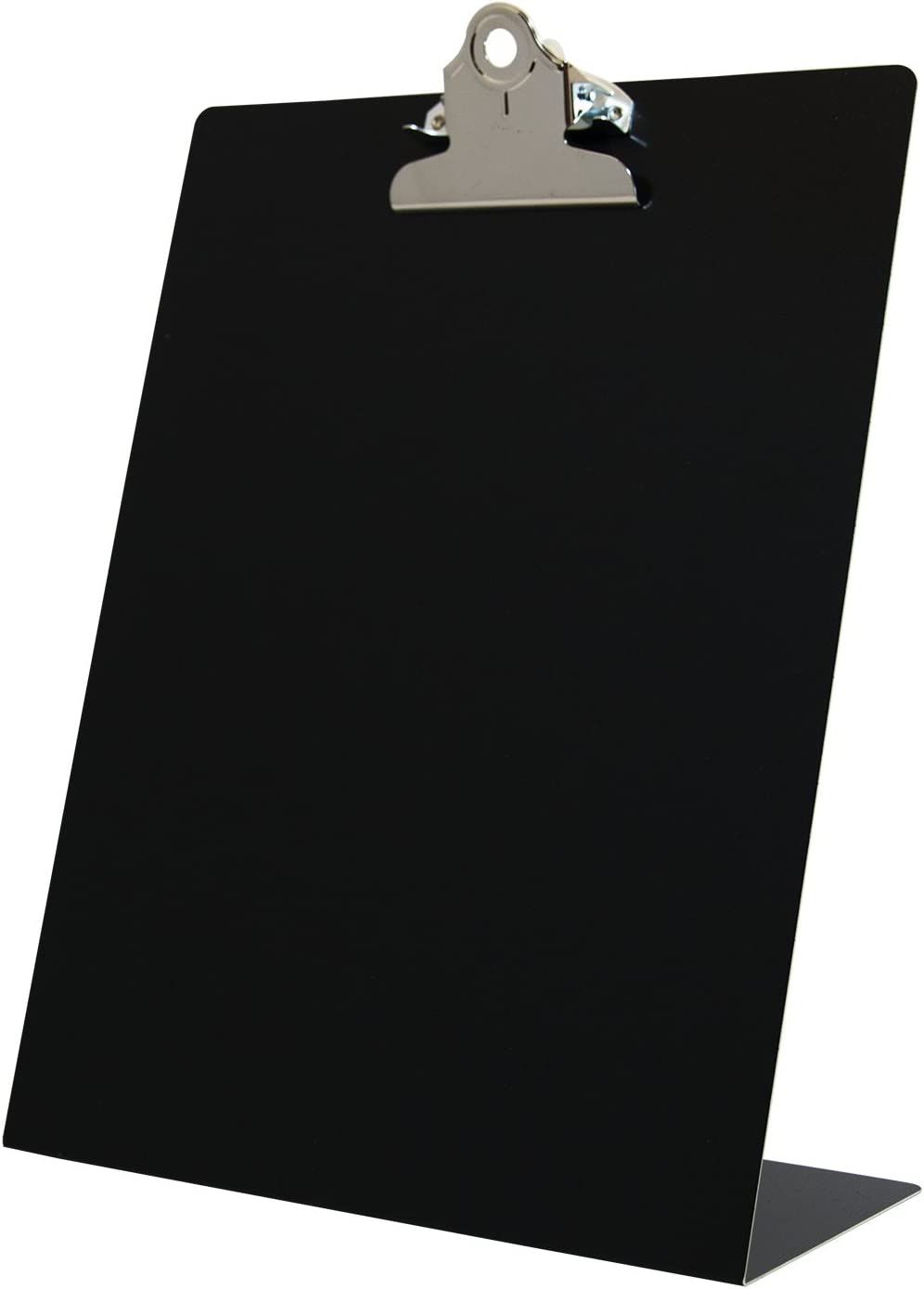 Saunders Free Standing Clipboard - Black - Letter Size (22524)