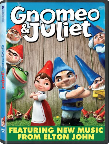 Gnomeo & Juliet (It Halloween Disney Song)