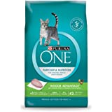 Purina ONE Indoor Advantage Adult Premium Cat Food (3Pack - 16 lb. Bag)