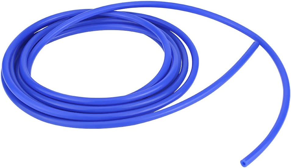 5M Silicon Tubing Hose for Car 4mm High Performance Vacuum Hose Rubber Tube Blue Silicone Vacuum Tube