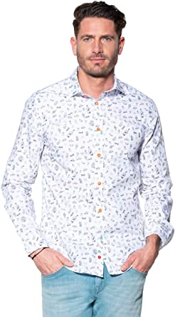 A FISH NAMED FRED Camisa Tequila Blanco - Color - Blanco ...