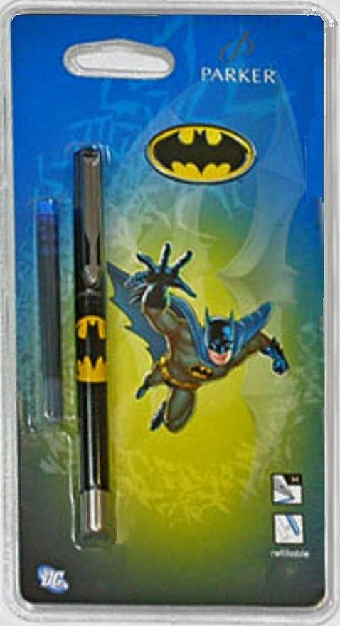Stylo Plume Parker Batman