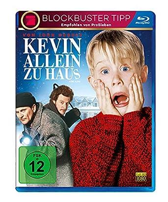 Kevin Allein Zu Haus Blu Ray Amazonde Macaulay Culkin John