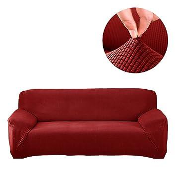 Amazon.com: Funda de sofá seccional Hengwei, 1 pieza, tela ...