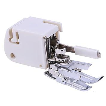 Chaufly Máquina De Coser Eléctrica Prensatelas + Varilla Guía