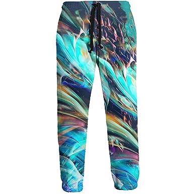 Emild Pantalones de chándal para Hombre Paint Flow (23) Pantalones ...