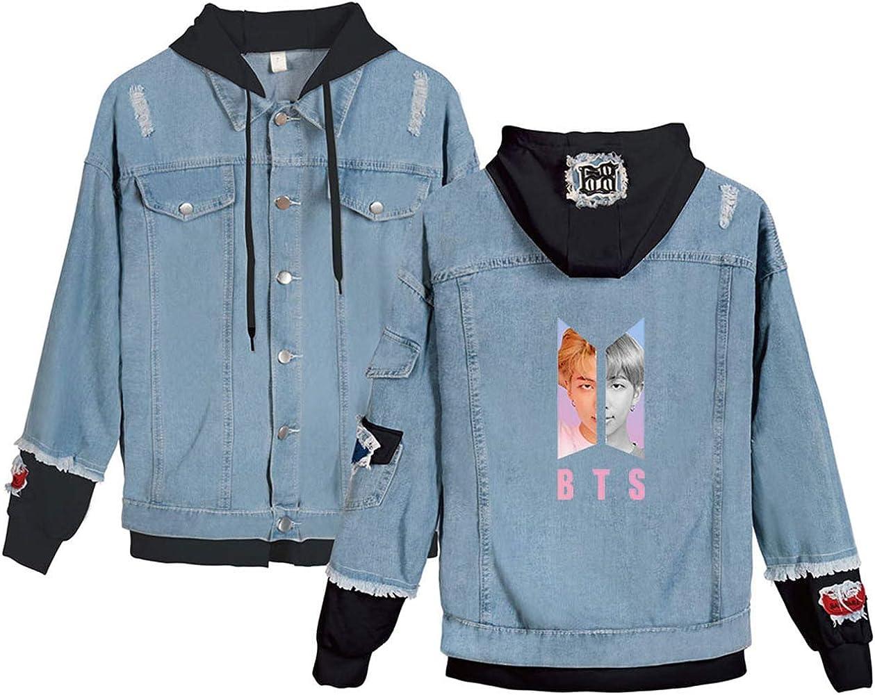 ACEFAST INC Kpop BTS Hoodie Map of The Soul 7 Sweatshirt V Jimin Suga RM Jhope Jungkook Pullover Sweater