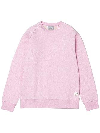 CARHARTT WIP - Sweat-shirt - Homme rose rose Medium - rose - XL ... 68491278528e