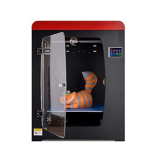 Knoijijuo Escritorio Impresora 3D de Gran tamaño Industrial de ...
