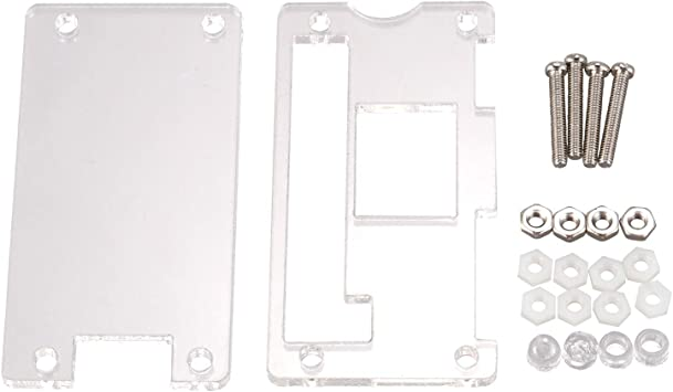 ACAMPTAR Bad USB Addon Board - Estuche Transparente De Conector USB-A para Raspberry Pi Zero con Raspberry Pi Zero 1.3: Amazon.es: Electrónica