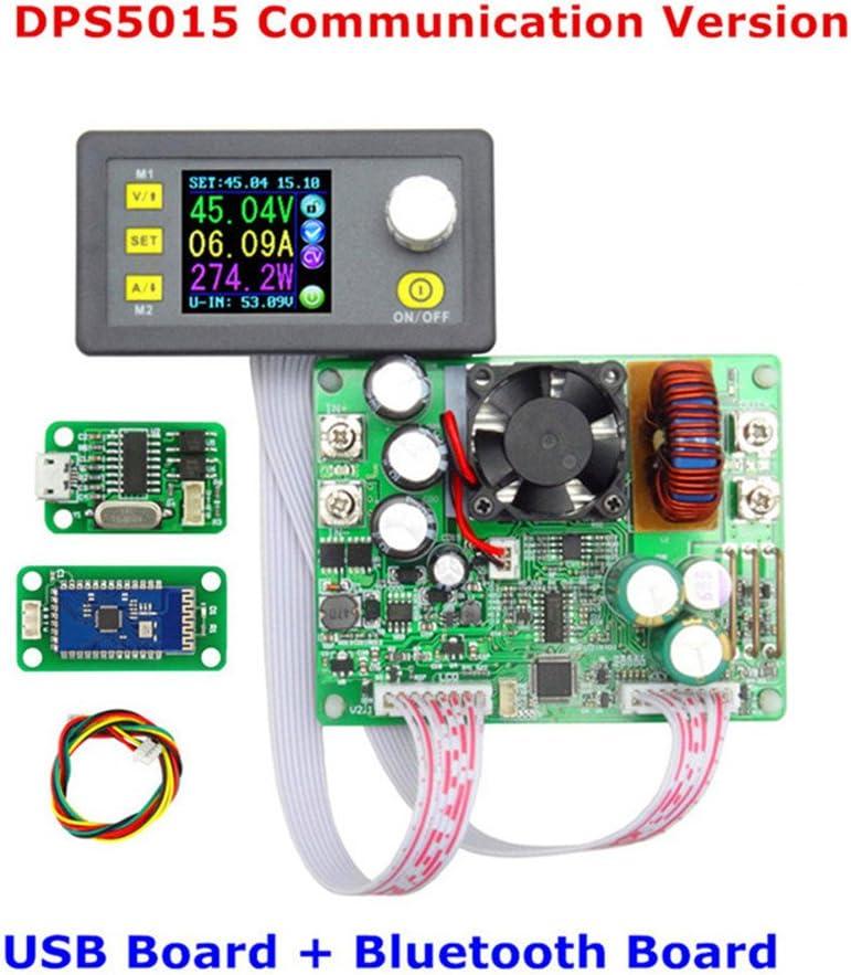 Onepeak Dps5015 Usb Bluetooth Kommunikation Konstante Spannung Strom Step Down Netzteil Modul Buck Spannungswandler Lcd Voltmeter Baumarkt