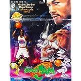 Space Jam Michael Jordan & Bugs Bunny Figures by Space Jam