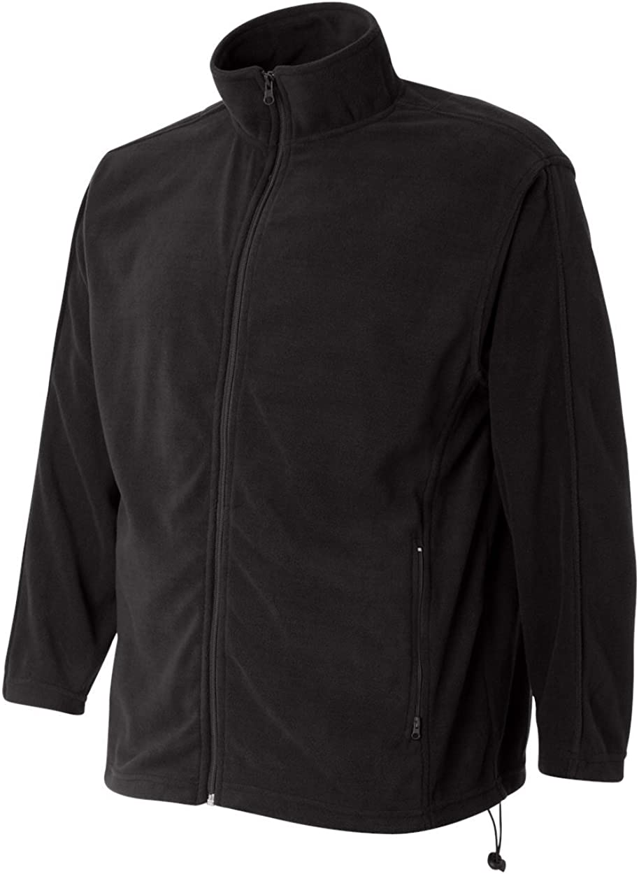 FeatherLite Mens 3301 Microfleece Full-Zip Jacket Zip-Up Pullover Sweatshirt
