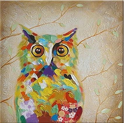 amazon com beauty decor 100 hand painted oil painting animal