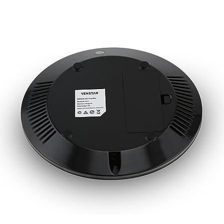COCHE purificador de aire, ionizador venstarvehicle, HEPA catalítico, filtro de aire, purificador de aire iónico, ambientador, ionizador Bar de oxígeno con ...