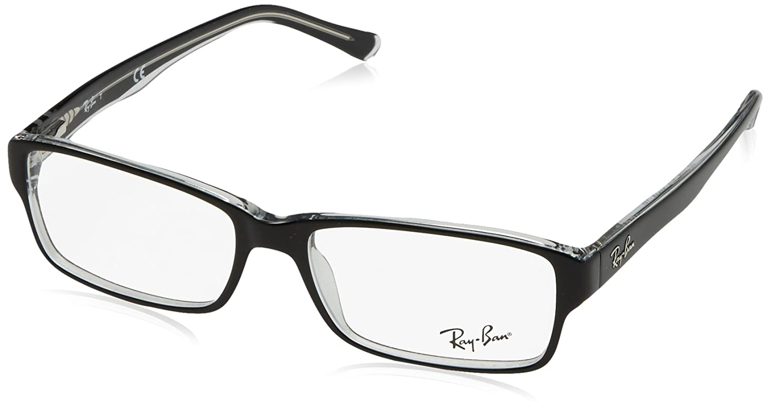 Amazon.com: Ray-Ban RX5169 - Gafas para hombre, 52 mm: Shoes
