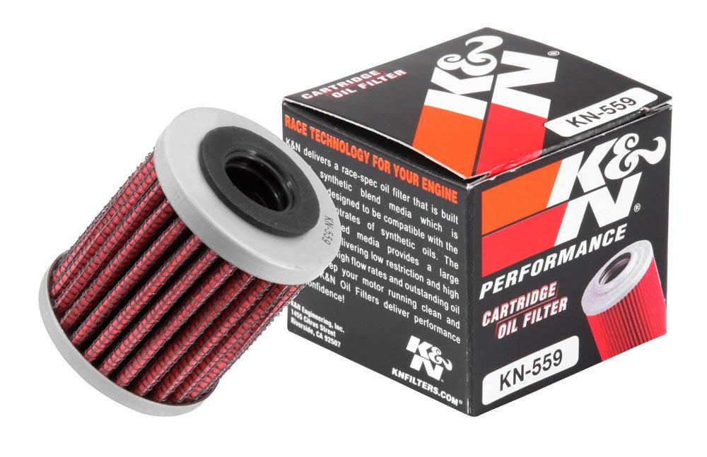K&N KN-559 Oil Transmission Filter