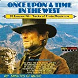 Once upon a time in the West-20 famous film tracks of by Ennio Morricone (0100-01-01?