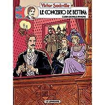 Victor Sackville - Tome 14 - Le concerto de Bettina (French Edition)