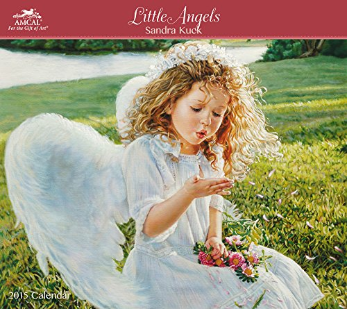 Sandra Kuck - Little Angels Wall Calendar (2015) ()
