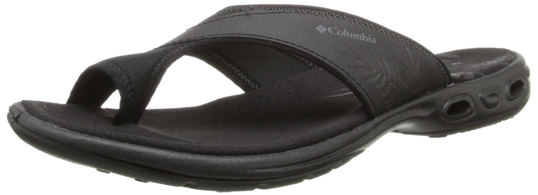 Columbia Women's Kea Vent Sandal B00KWKIYGK 8 M US Black, Shale