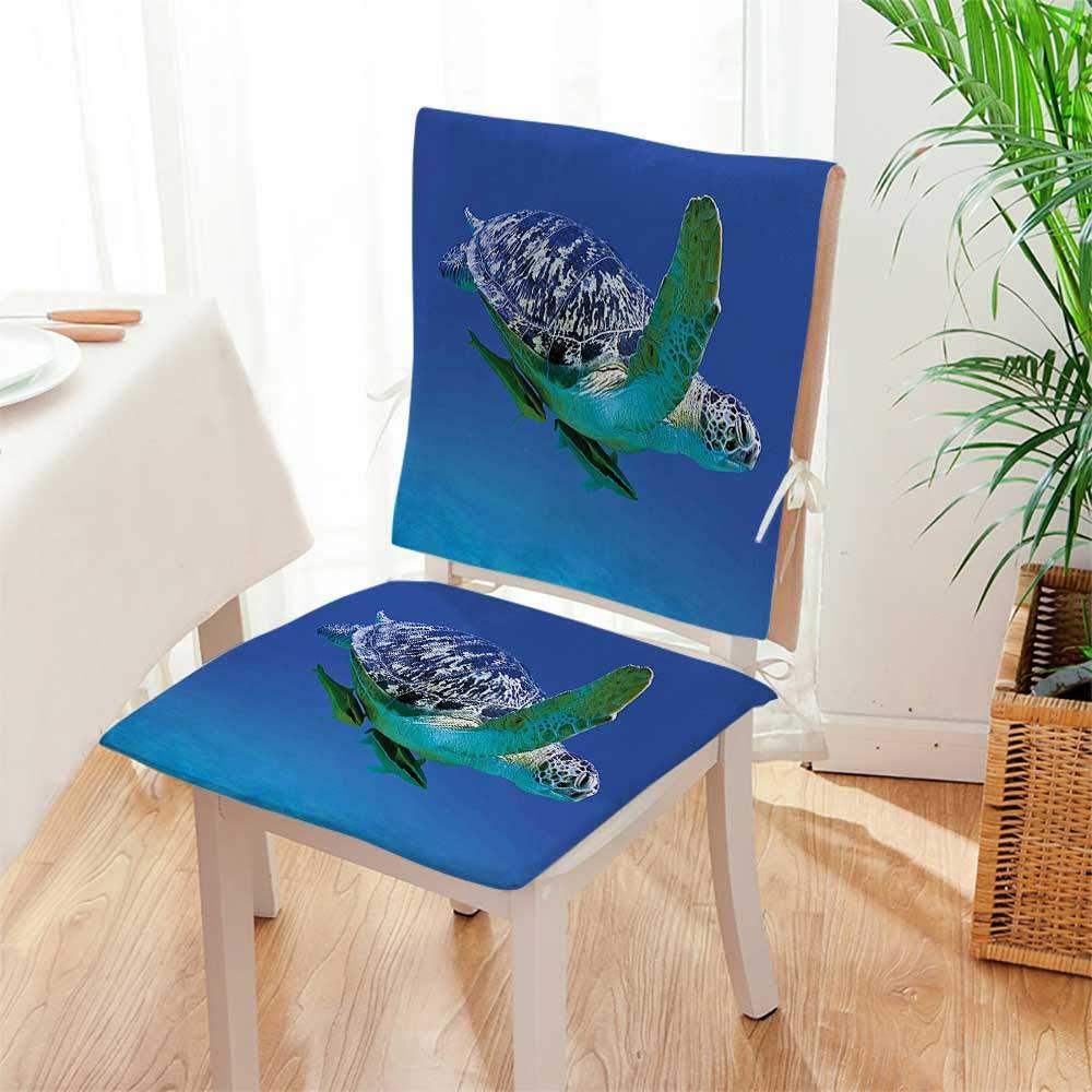 Amazon.com: Mikihome - Cojín de asiento con diseño de ...