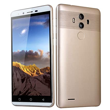 Jiayuane Smartphone 3G Desbloqueado, Pantalla Completa de 5.0 ...