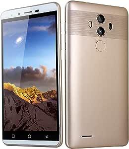 Jiayuane Smartphone 3G Desbloqueado, Pantalla Completa de 5.0