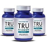 TRU NIAGEN - Nicotinamide Riboside NR | Advanced NAD Supplement | Vitamin B3 | Vegetarian Capsules | Developed by ChromaDex - 250mg Per Serving