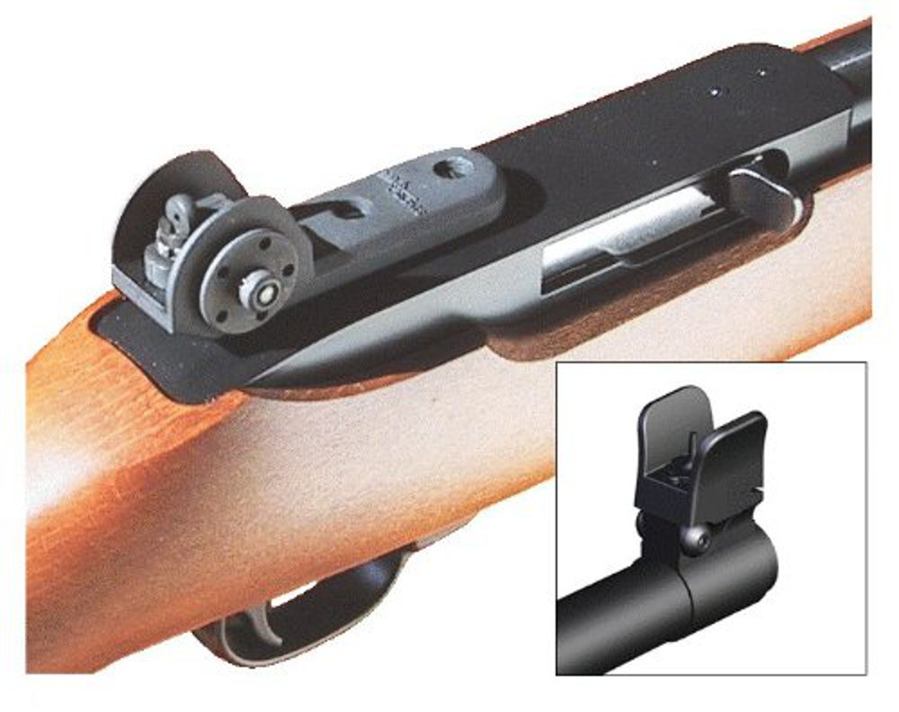 Tech Sight's TSR100 Adjustable Aperture Sight for the Ruger 10/22 Rifles