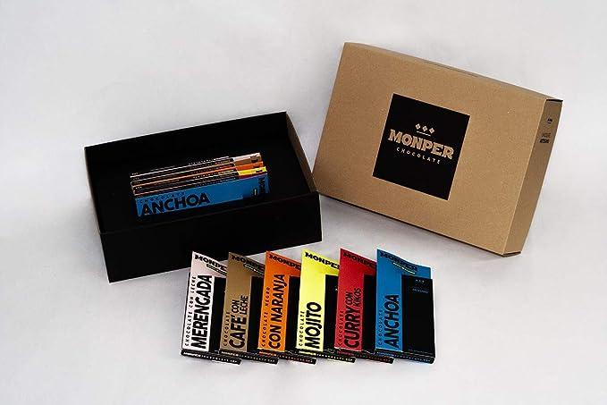 Monper Chocolate - Pack Addict 6 u.