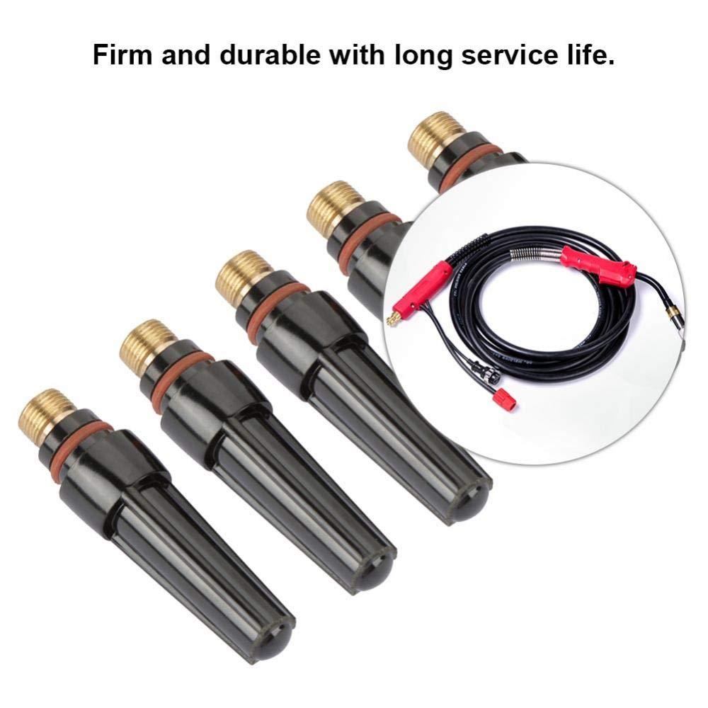Long Medium 57Y04 15pcs57Y02 57Y03 57Y04 57Y03 57Y02 Short Back Caps Assorted Size Kit for TIg Welding Torch WP-17//18//26 Tig Welding Back Caps