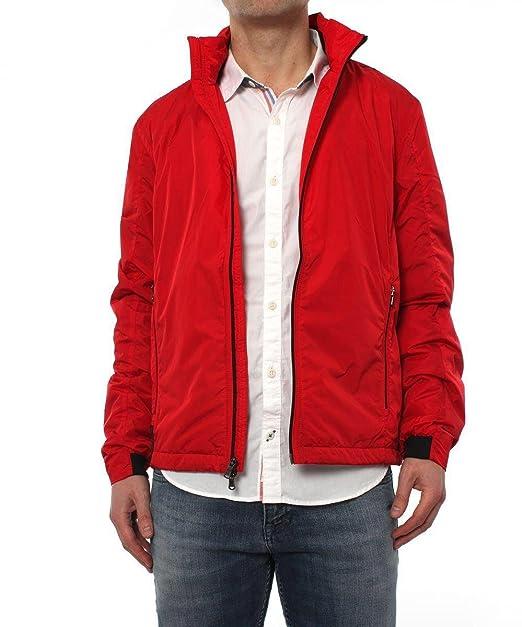 Polo Ralph Lauren Cazadora Roja XXL Rojo: Amazon.es: Ropa y ...