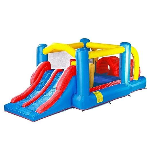 Castillo hinchable inflable Casa Inflable de diapositivas niños ...