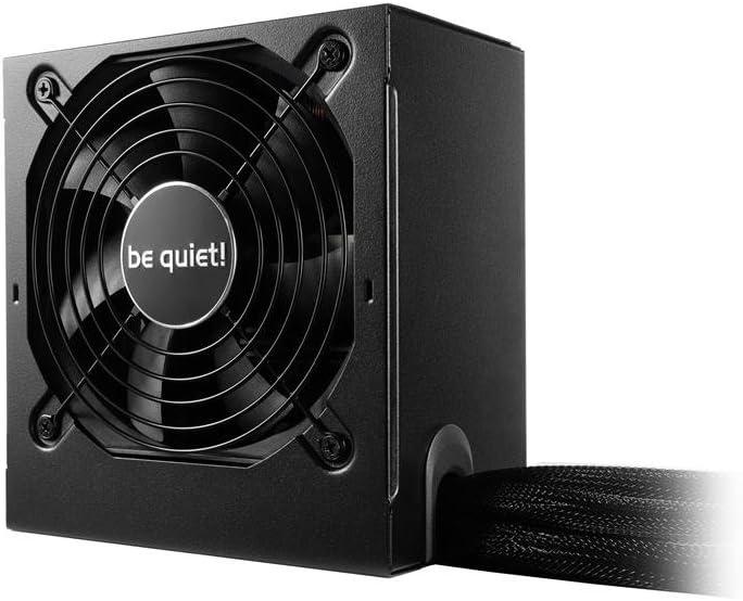 be quiet! System Power 9 700W ATX Negro Unidad de Fuente de Alimentación (700 W, 200-240, Activo, 130 W, 672 W, 130 W)