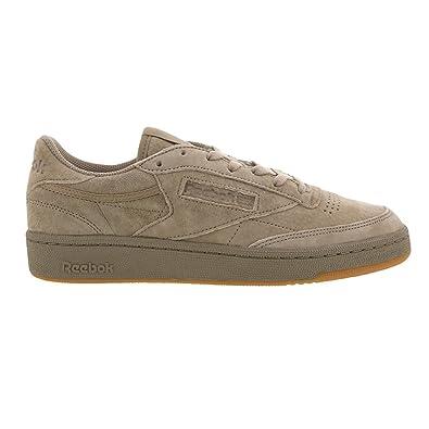 a9a7d7a1c4d76 Reebok Club C 85 TG - Canvas Gum-UK 13 EU 48.5  Amazon.co.uk  Shoes ...