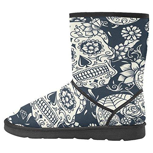 Sugar Floral Boots - 3