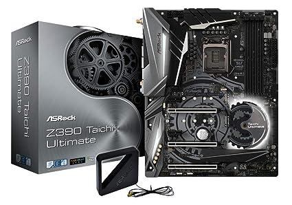 Amazon in: Buy ASRock Motherboard (Z390 Taichi Ultimate