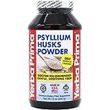 Yerba Prima - Psyllium Husks Powder - 12 oz.