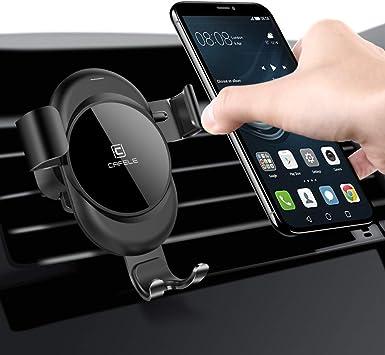 Cafele Auto Funda Soporte Coche ventilación Soporte para iPhone ...