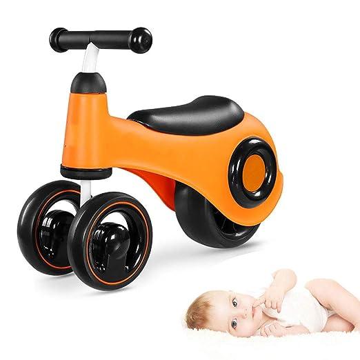 WDXIN Bicicleta sin Pedales Bebé Juguetes 1-3 años de Edad ...