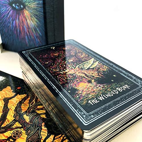 Prisma Visions Tarot (Fourth Edition by Prisma Visions Tarot (Image #2)