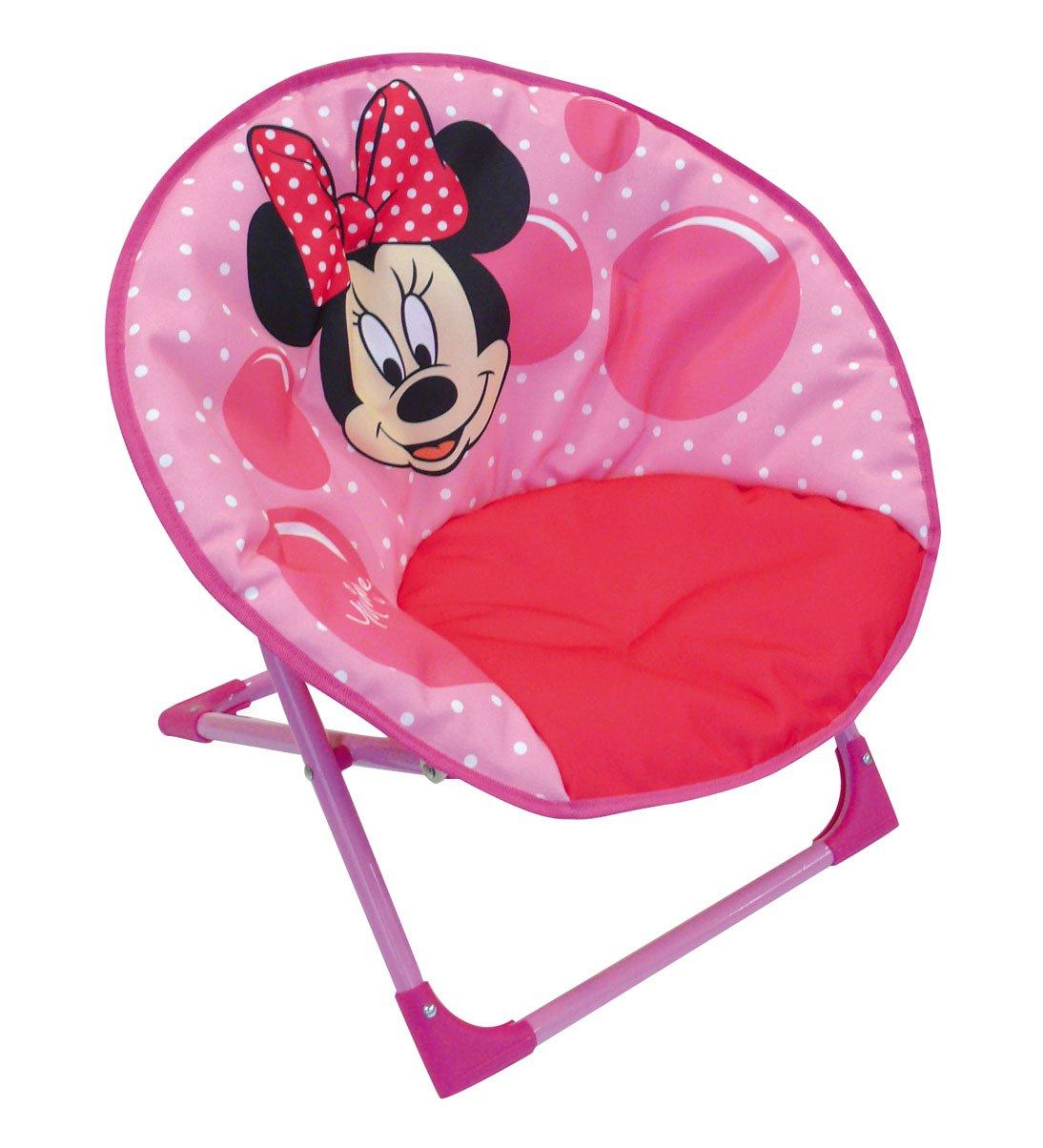 Disney Junior Cijep - 712172 Minnie Mouse Moon Chair 53 X 56 X 43 Cm